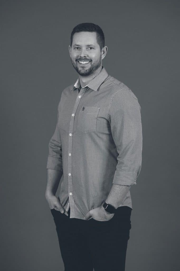 Grant Blunt — PRE-CONSTRUCTION DIRECTOR