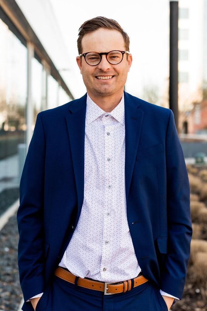 Mark S. Cone — Director of Operations / Principal
